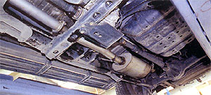 Safari Diesel High Output System for the Toyota Land Cruiser